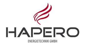 Hapero Logo